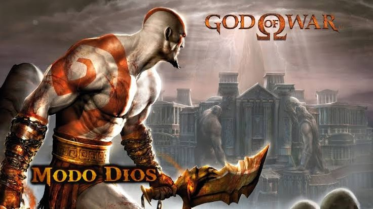 God Of War 1Smell magic in the air. Or maybe barbecue